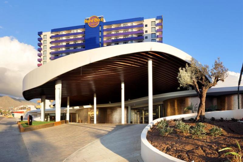 Offerta Tenerife Aprile 7 Notti Costa Adeje Hard Rock Hotel