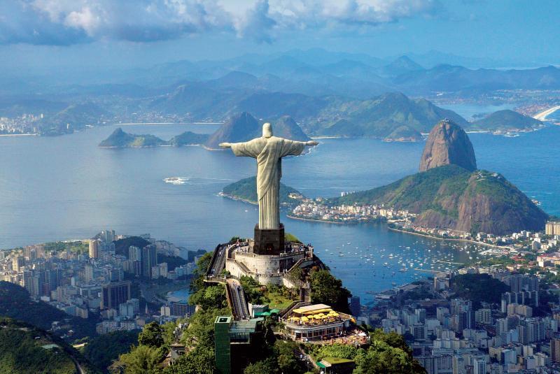 Tour Evasioni Brasiliane da 24 Parile