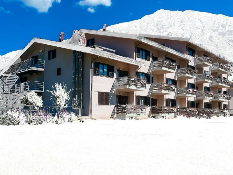 Club Hotel du Park Pensione Completa 5 Notti Periodo Gennaio 2016 - Opi