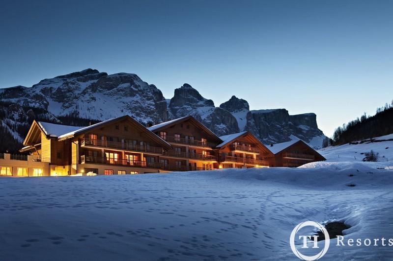 Hotel Greif 4 Notti dal 26 Dicembre Camera Doppia - Corvara