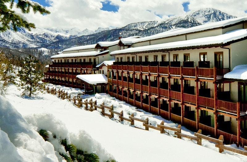 Hotel Sansicario Majestic Periodo 2-8 Gennaio Soggiorni Brevi - Sansicario