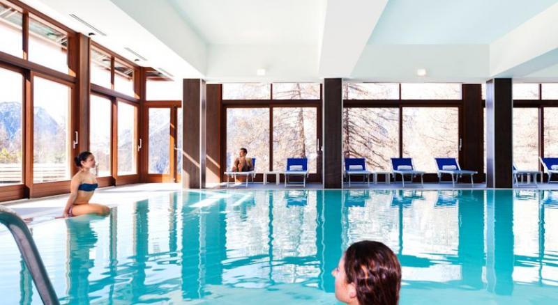 Hotel Sansicario Majestic Periodo 5-26 Marzo