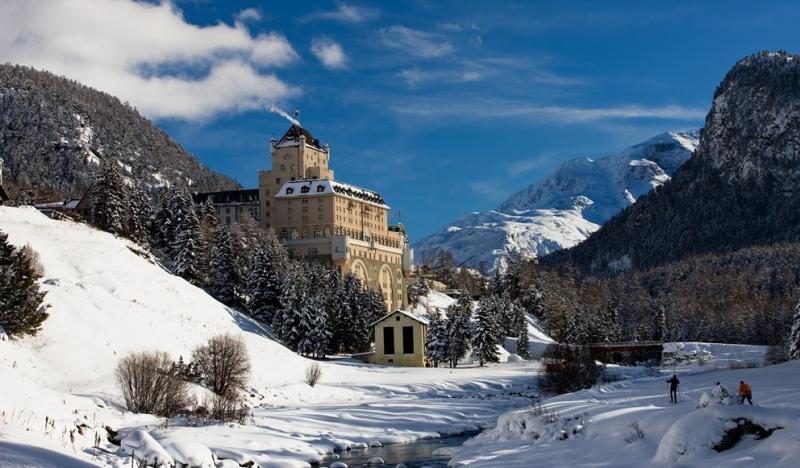 Hotel Schloss 7 Notti dal 20 Dicembre Camera Doppia - Pontresina