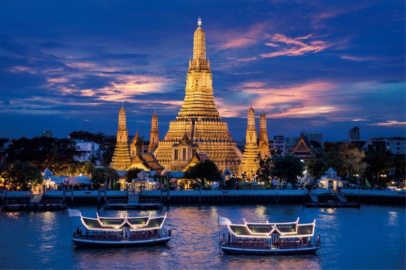 Capodanno a Bangkok & Phi Phi Island Partenza il 27 Dicembre da Roma 10…