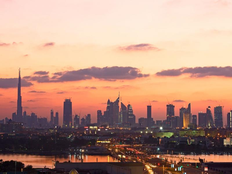 Capodanno a Dubai Partenza da Roma e Milano il 27 Dicembre - Ibis Deira City Centre  - Dubai