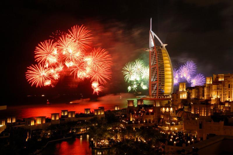 Capodanno a Dubai Partenza da Roma e Milano il 27 Dicembre - COPTHORNE HOTEL…