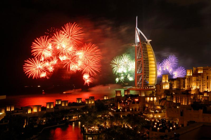 Capodanno a Dubai Partenza da Roma e Milano il 30 Dicembre - COPTHORNE HOTEL…