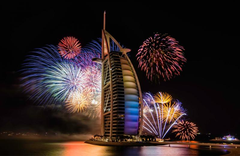 Capodanno a Dubai Partenza da Roma e Milano il 26 Dicembre - Marriott Hotel…