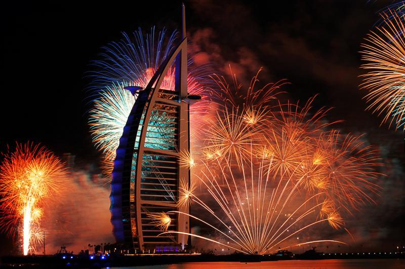 Capodanno a Dubai Partenza da Roma e Milano il 30 Dicembre - Arabian Courtyard Hotel  Spa - Dubai