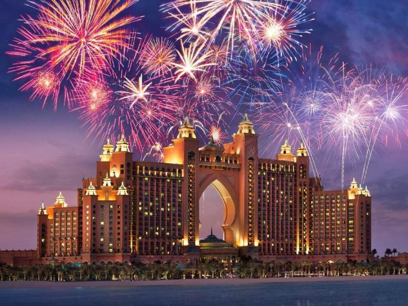 Capodanno a Dubai Partenza da Roma e Milano il 27 Dicembre - Al Ghurair…