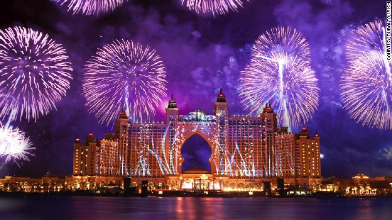 Capodanno a Dubai Partenza da Roma e Milano il 28 Dicembre - Crowne Plaza Deira