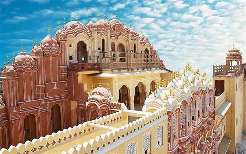 Capodanno Tour India Royal Rajasthan