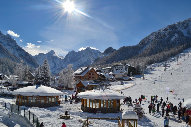 Capodanno 2016 a Kranjska Gora Alpi Giulie 4 Notti Partenza da Napoli - Slovenia