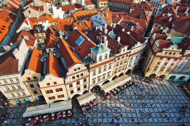 Capodanno 2016 a Praga 4 Notti 29 Dicembre Hotel Kavalir - Praga