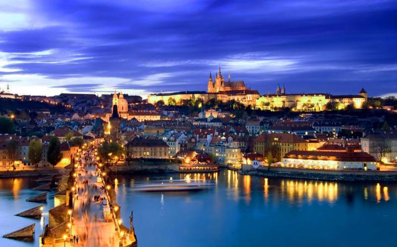 Capodanno 2016 A Praga 4 Notti 29 Dicembre Hotel Belvedere