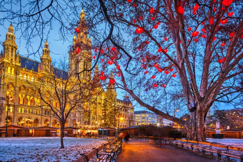Capodanno 2016 A Vienna 3 Notti 30 Dicembre Hotel Art
