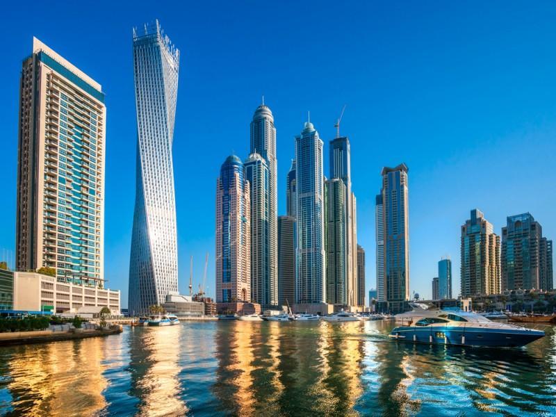 Capodanno 2017 A Dubai…