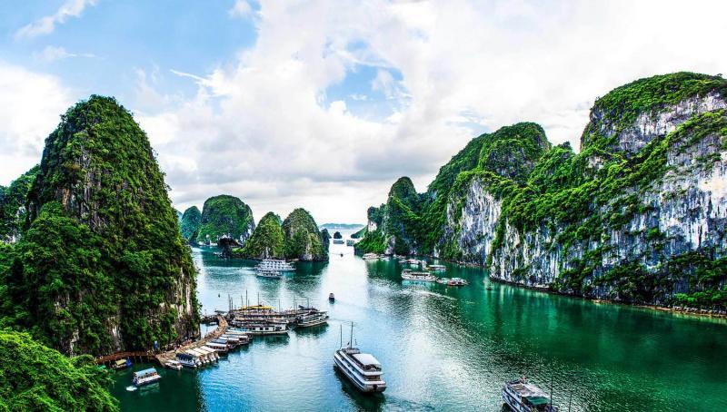 Capodanno 2017 in Vietnam 7 Notti Volo da Roma Partenza 28 Dicembre - Vietnam