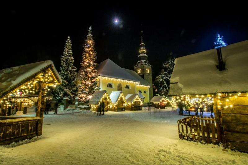 Slovenia Kranjska Gora Volo Da Napoli 3 Notti Partenza 29 Dicembre