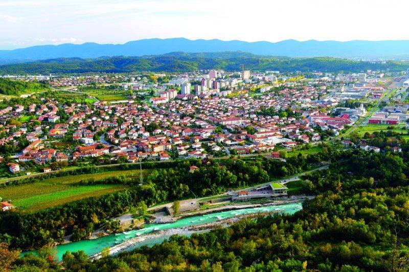 Slovenia Nova Gorica Volo…