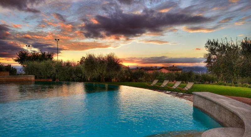 Speciale Capodanno Benessere Borgobrufa Resort 3 Notti