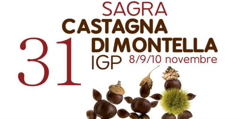 Sagra della castagna 8 Novembre - Montella