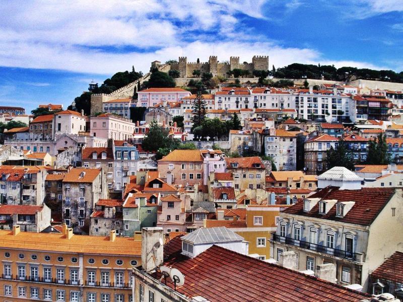 Ponte Immacolata A Lisbona 4 Notti Partenza 4 Dicembre Volo Da Roma
