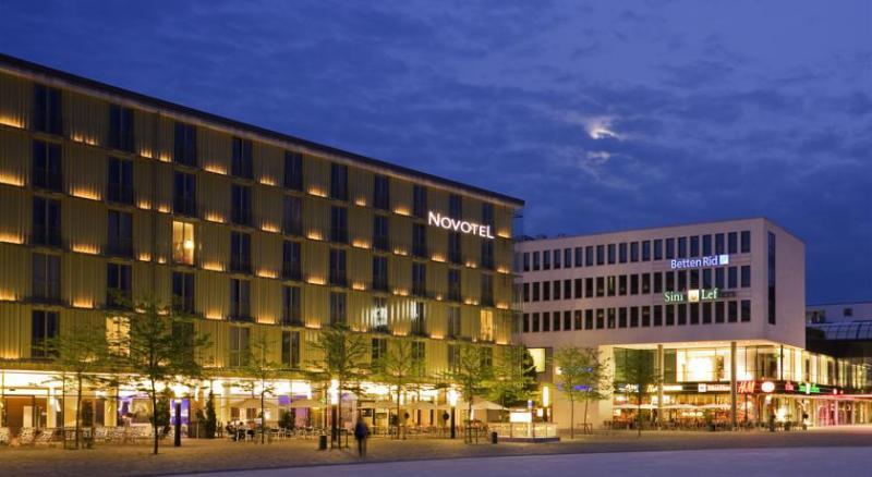 Ponte Immacolata A Monaco Di Baviera 3 Notti Partenza 8 Dicembre Hotel Novotel Messe
