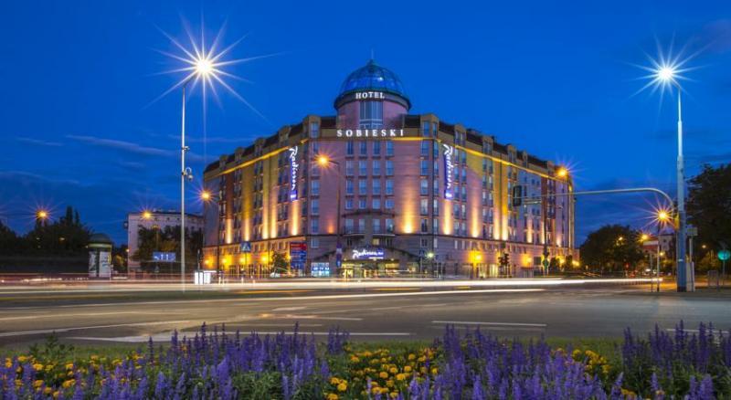 Ponte Immacolata A Varsavia 3 Notti Partenza 29 Ottobre Hotel Radisson Blu Sobieski
