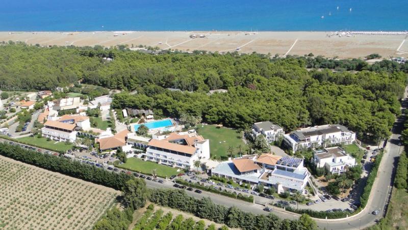 Villaggio Club Giardini Oriente Junior Suite dal 2 al 9 Agosto - Nova siri marina
