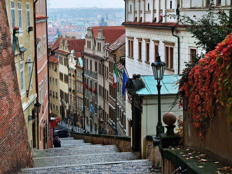 Speciale Mercatini Di Natale A Praga 3 Notti 28 Novembre Volo Da Roma