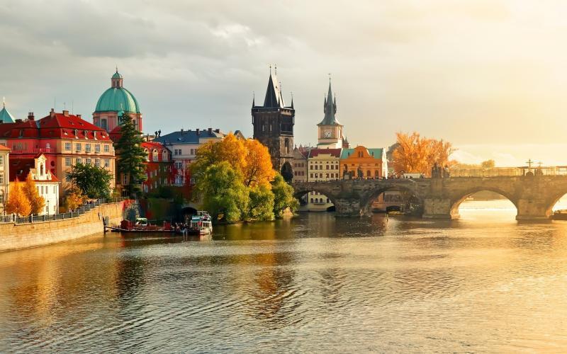 Speciale Mercatini di Natale a Praga 3 Notti 19 Dicembre Volo da Roma