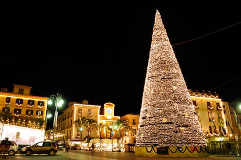 Tombolata di Natale Sorrento 13-14 Dicembre - Sorrento