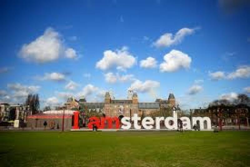 Pasqua ad Amsterdam - Belfort partenza Napoli - Amsterdam