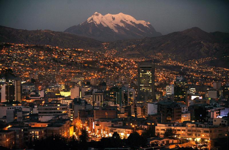 Easy Bolivia Partenza 13 Agosto