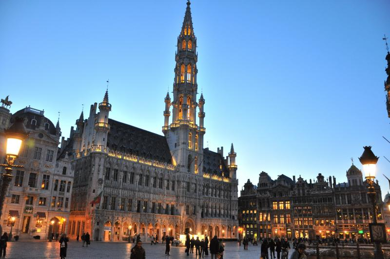 Ponte Dell'Immacolata A Bruxelles 3 Notti 5 Dicembre Hotel BW  Royal Centre