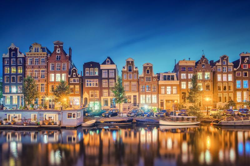 Ponte Dell'Immacolata Ad Amsterdam 3 Notti 5 Dicembre Hotel BW Blue Square