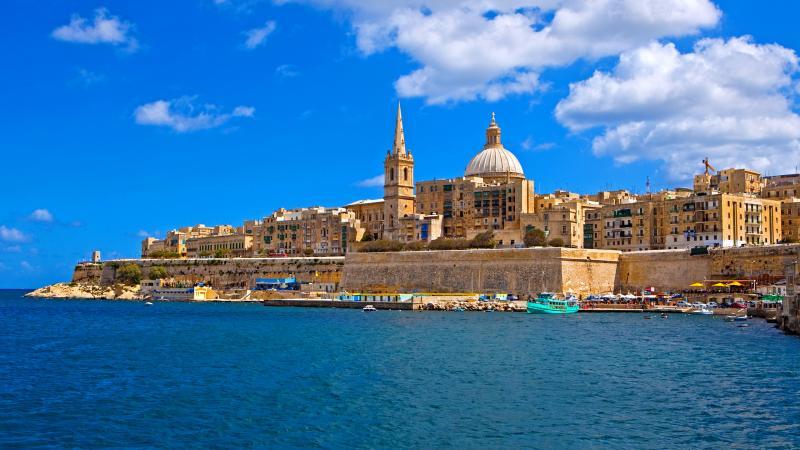 Ponte Dell'Immacolata A Malta 3 Notti 5 Dicembre Hotel Vivaldi