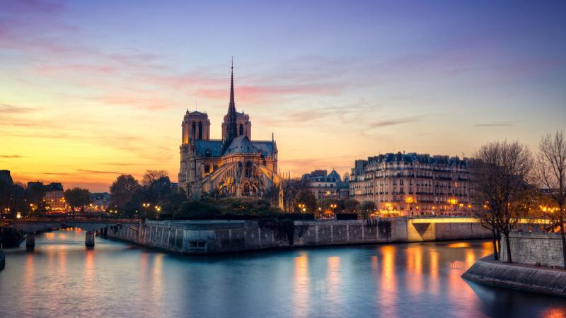 Ponte dell'Immacolata a Parigi 3 Notti 5 Dicembre BW Allegro Nation