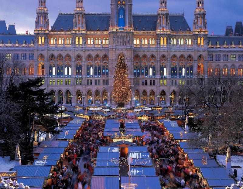 Ponte Dell'Immacolata A Vienna 4 Notti 4 Dicembre Hotel Enziana