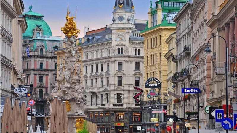 Ponte Dell'Immacolata A Vienna 4 Notti 4 Dicembre Hotel BW Plus Amedia