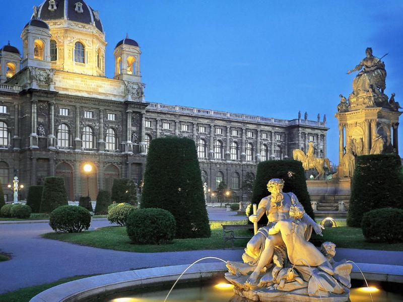 Ponte Dell'Immacolata A Vienna 4 Notti 4 Dicembre Hotel Johann Strauss