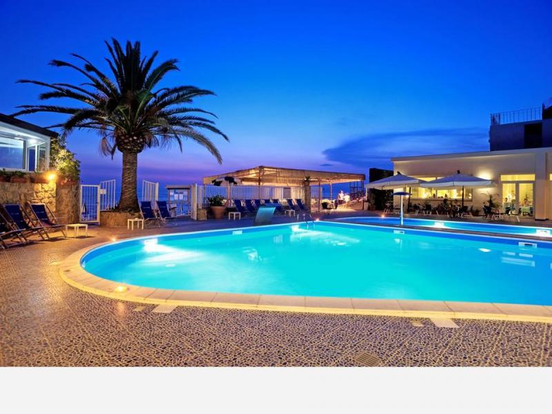 Hotel Saline 7 Notti dal 12 Settembre - Campania