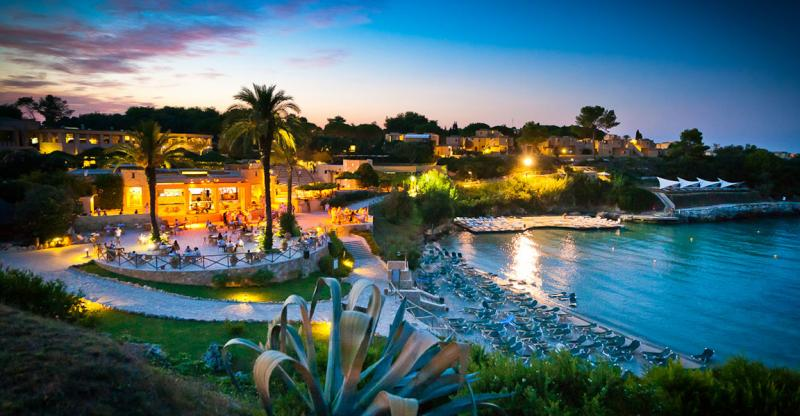 Le Cale D'Otranto Beach Resort 7 Notti Dal 30 Agosto