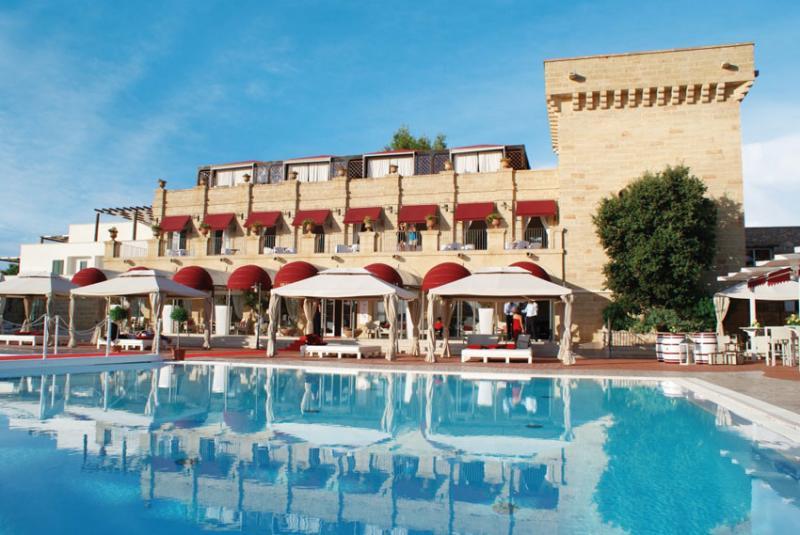 Nicolaus Club Messapia Resort 7 Notti Dal 16 Agosto
