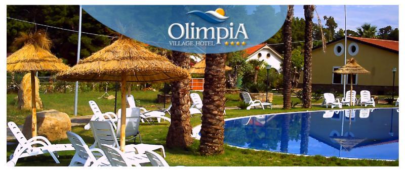 Settimana Speciale Olimpia Village Hotel Partenza 6 Agosto