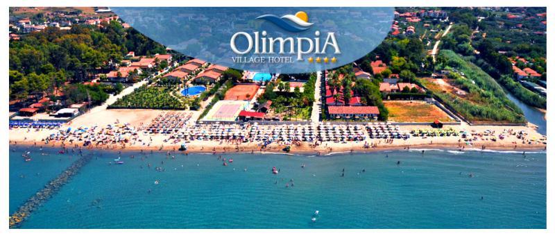 Settimana Speciale Olimpia Village Hotel Partenza 27 Agosto