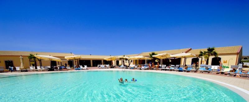 Sikania Resort & Spa 7 Notti Dal 26 Agosto