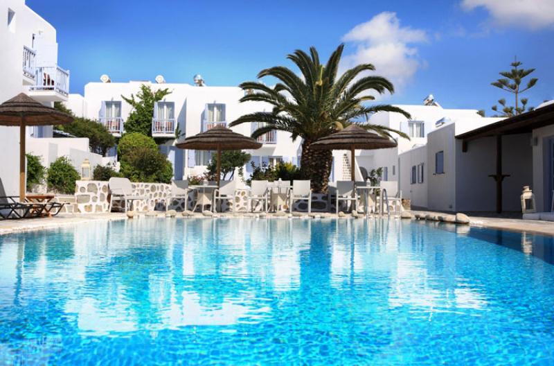 Mykonos Aeolos Hotel 7 Notti 6 Agosto