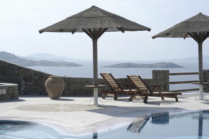 Mykonos Gorgona Hotel 7 Notti 30 Luglio